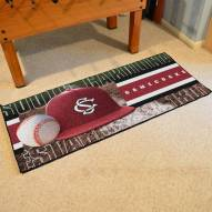 South Carolina Gamecocks Baseball Runner Rug