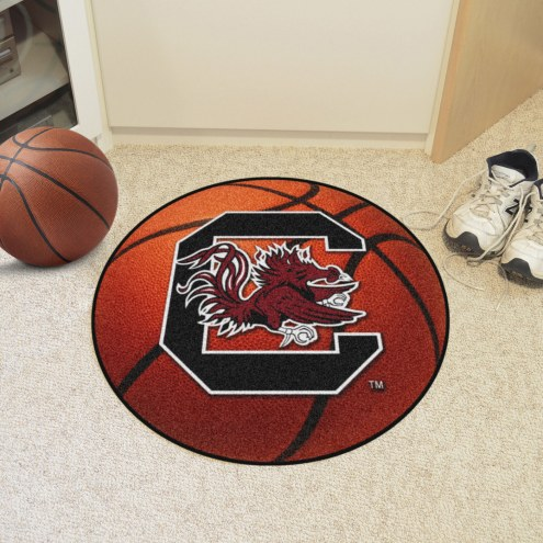 South Carolina Gamecocks Basketball Mat