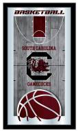 South Carolina Gamecocks Basketball Mirror