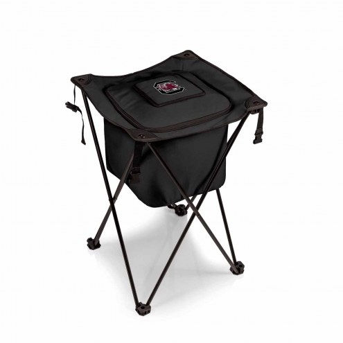 South Carolina Gamecocks Black Sidekick Portable Cooler