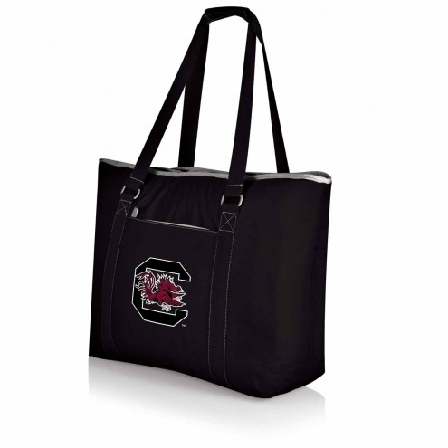 South Carolina Gamecocks Black Tahoe Beach Bag