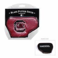 South Carolina Gamecocks Blade Putter Headcover
