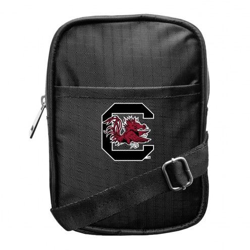 South Carolina Gamecocks Camera Crossbody Bag