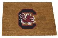 South Carolina Gamecocks Colored Logo Door Mat
