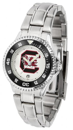 South Carolina Gamecocks Competitor Steel Women's Watch