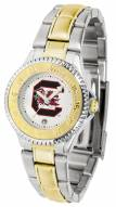 South Carolina Gamecocks Competitor Two-Tone Women's Watch