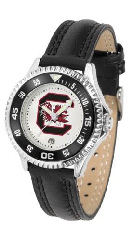 South Carolina Gamecocks Competitor Women's Watch