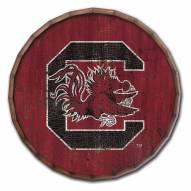 "South Carolina Gamecocks Cracked Color 24"" Barrel Top"