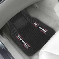 South Carolina Gamecocks Deluxe Car Floor Mat Set