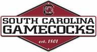 South Carolina Gamecocks Diamond Panel Metal Sign