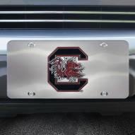 South Carolina Gamecocks Diecast License Plate