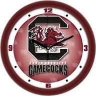 South Carolina Gamecocks Dimension Wall Clock