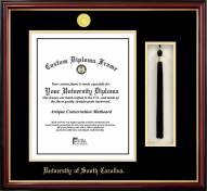 South Carolina Gamecocks Diploma Frame & Tassel Box