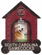 South Carolina Gamecocks Dog Bone House Clip Frame