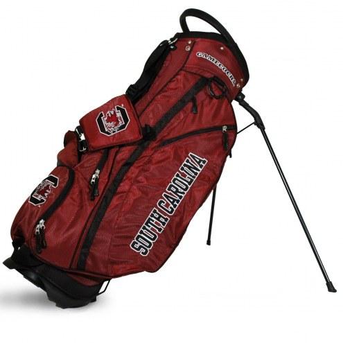 South Carolina Gamecocks Fairway Golf Carry Bag