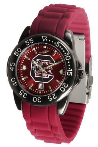 South Carolina Gamecocks Fantom Sport Silicone Men's Watch