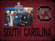 South Carolina Gamecocks Wood Clip Frame