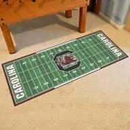 South Carolina Gamecocks Football Field Runner Rug