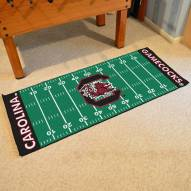 South Carolina Gamecocks Football Field Runner Rug