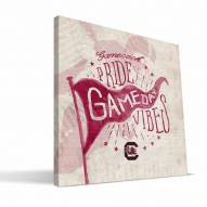 South Carolina Gamecocks Gameday Vibes Canvas Print