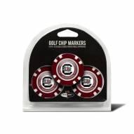 South Carolina Gamecocks Golf Chip Ball Markers