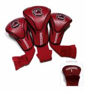 South Carolina Gamecocks Golf Headcovers - 3 Pack