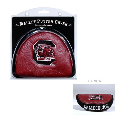 South Carolina Gamecocks Golf Mallet Putter Cover