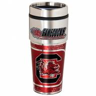 South Carolina Gamecocks Hi-Def Travel Tumbler