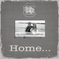 South Carolina Gamecocks Home Picture Frame