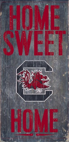 South Carolina Gamecocks Home Sweet Home Wood Sign
