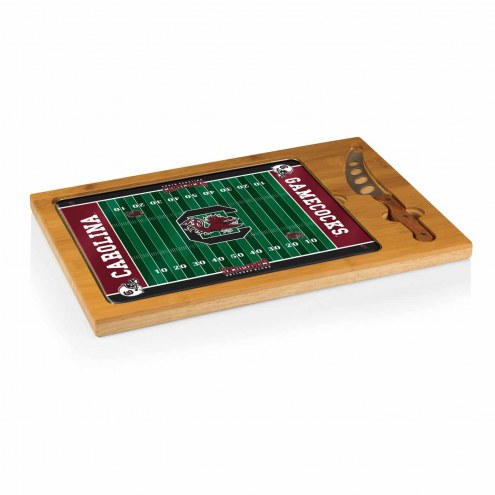 South Carolina Gamecocks Icon Cutting Board