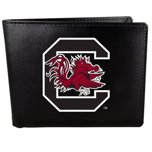South Carolina Gamecocks Large Logo Bi-fold Wallet