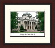 South Carolina Gamecocks Legacy Alumnus Framed Lithograph