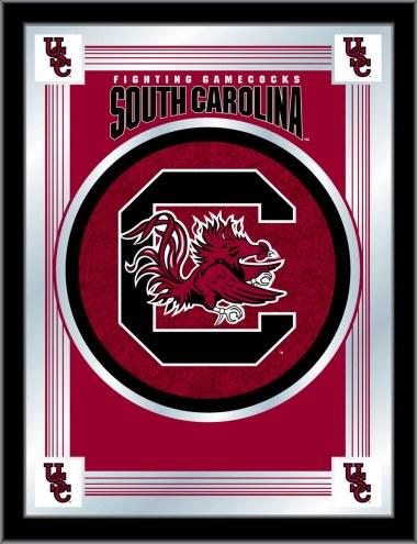 South Carolina Gamecocks Logo Mirror