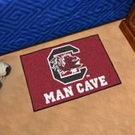 South Carolina Gamecocks Man Cave Starter Mat