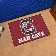 South Carolina Gamecocks Man Cave Starter Mat