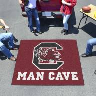 South Carolina Gamecocks Man Cave Tailgate Mat