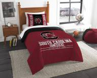 South Carolina Gamecocks Modern Take Twin Comforter Set