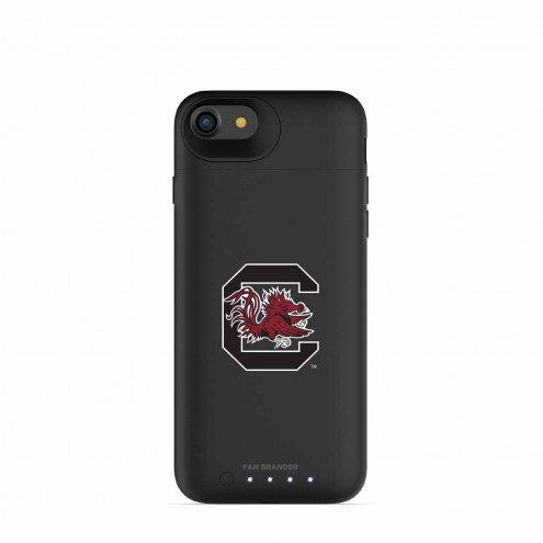 South Carolina Gamecocks mophie iPhone 8/7 Juice Pack Air Black Case