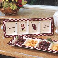 South Carolina Gamecocks NCAA Ceramic Relish Tray