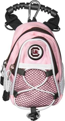 South Carolina Gamecocks Pink Mini Day Pack