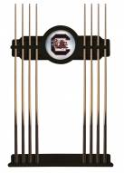 South Carolina Gamecocks Pool Cue Rack