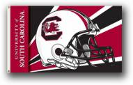 South Carolina Gamecocks Premium Helmet 3' x 5' Flag