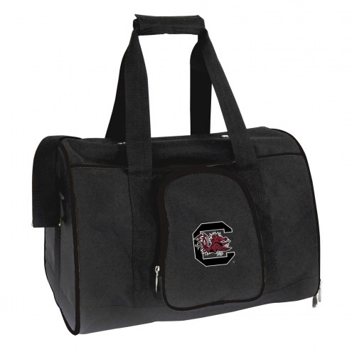 South Carolina Gamecocks Premium Pet Carrier Bag