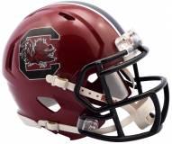South Carolina Gamecocks Riddell Speed Mini Collectible Cardinal Football Helmet