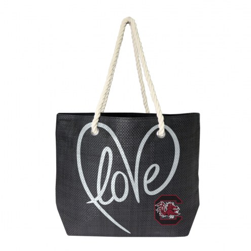 South Carolina Gamecocks Rope Tote