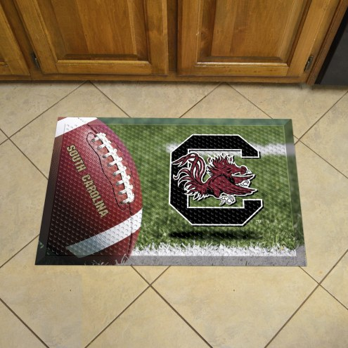 South Carolina Gamecocks Scraper Door Mat