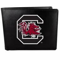 South Carolina Gamecocks Large Logo Bi-fold Wallet