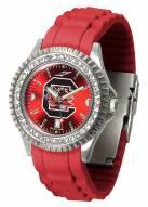 South Carolina Gamecocks Sparkle Women's Watch