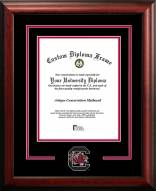 South Carolina Gamecocks Spirit Diploma Frame